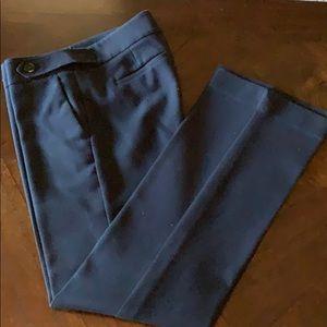 Loft, Size 2, Navy Blue slacks.